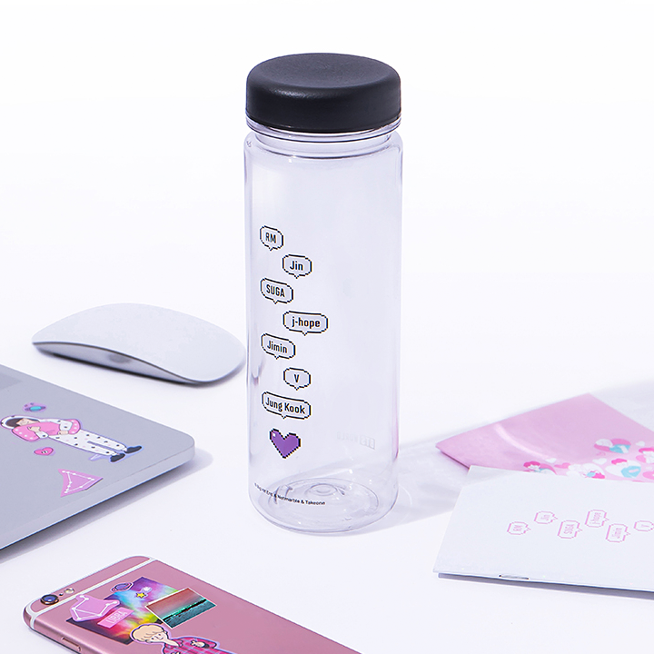 BTS WORLD Ecozen Bottle