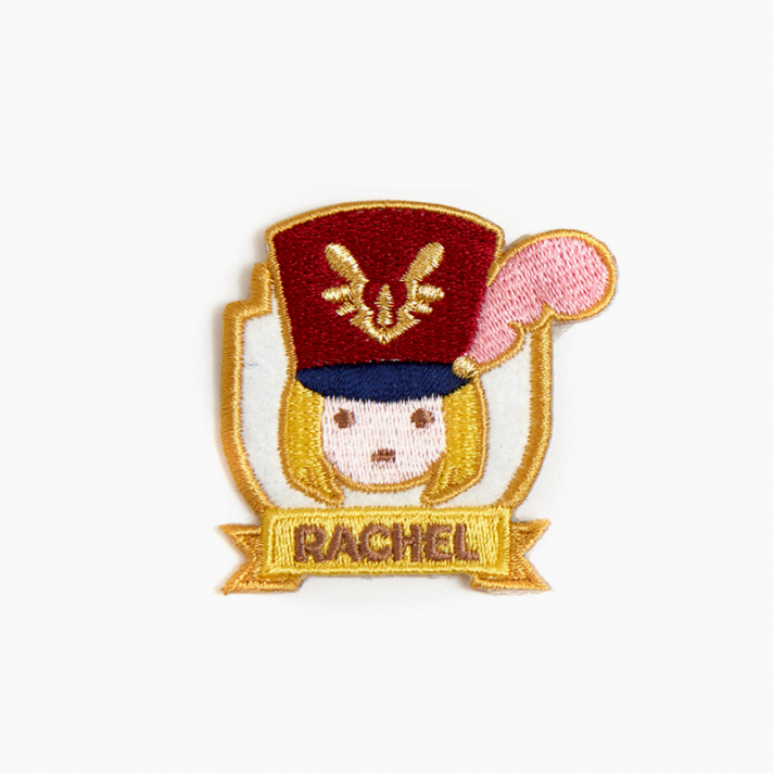 Seven Knights Rachel Decorative Patch