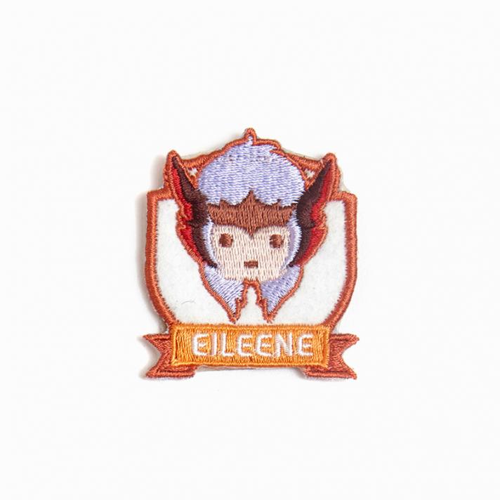 Seven Knights Eileene Decorative Patch