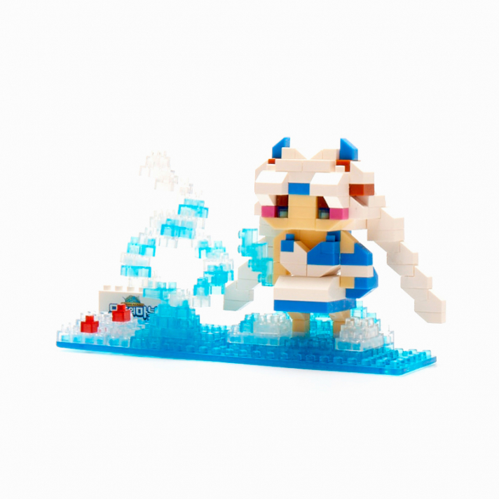 Modoo Marble Flair Block Figurine