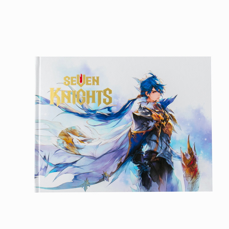 Seven Knights Art Book Vol. 3 (Limited Edition)