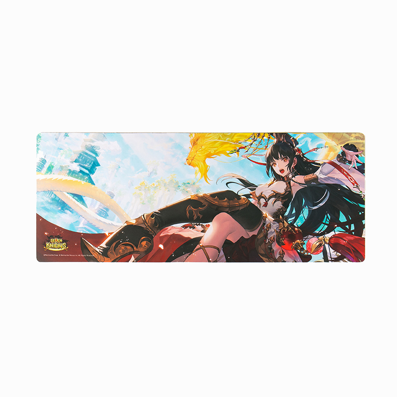 Seven Knights Rin Extended Mouse Pad