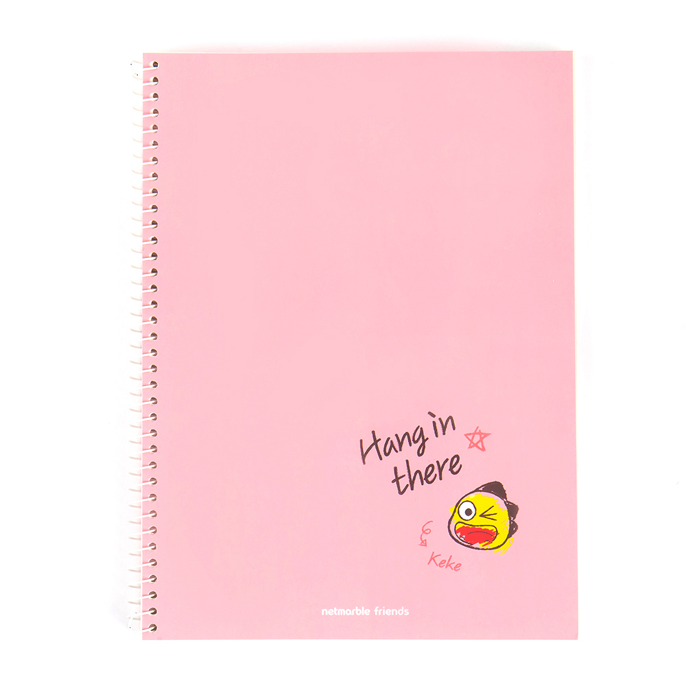 Netmarble Friends KeKe Notebook