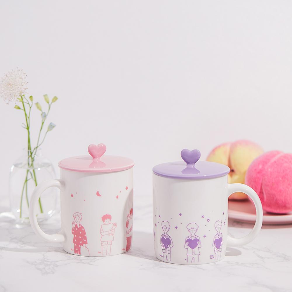 BTS WORLD セラミック製マグカップ