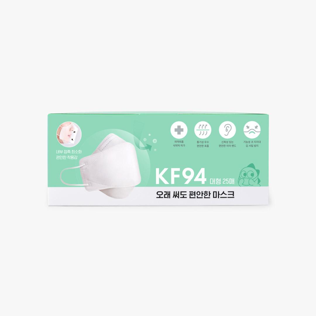 Netmarble Friends KF94マスク(25枚)