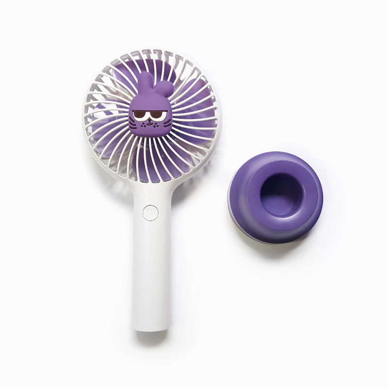 Netmarble Friends Tori Portable Fan