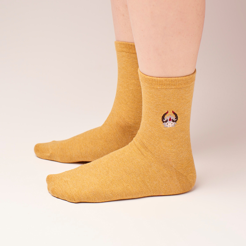 Seven Knights Spike Crew Socks
