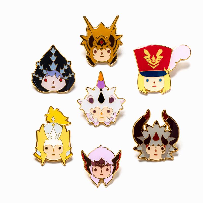 Seven Knights Jave Pin