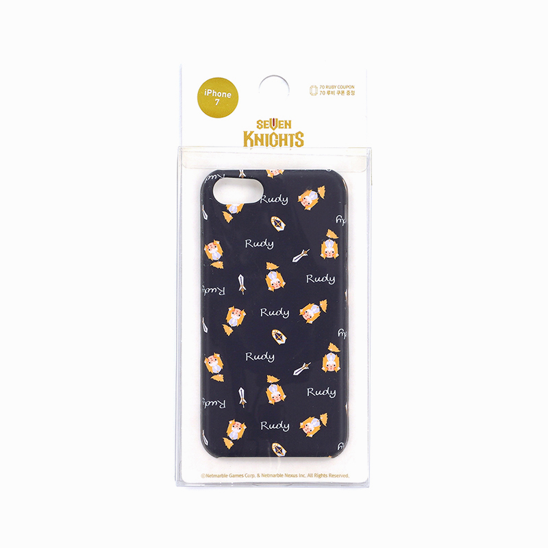Seven Knights Rudy Phone Case (4 Types)