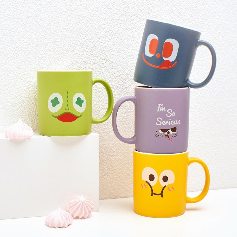 Netmarble Friends 克克龍馬克杯