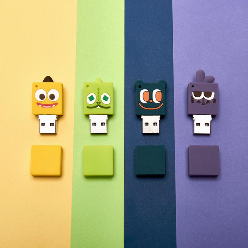 Netmarble Friends 克克龍 USB