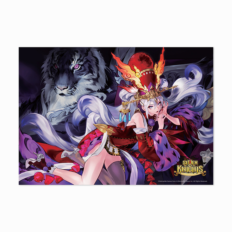 Seven Knights Miho & Awakened Teo Poster