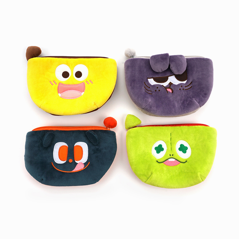 Netmarble Friends KeKe Face Pouch