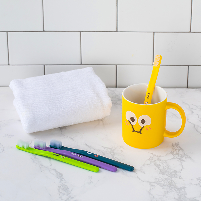 Netmarble Friends Toothbrush Set