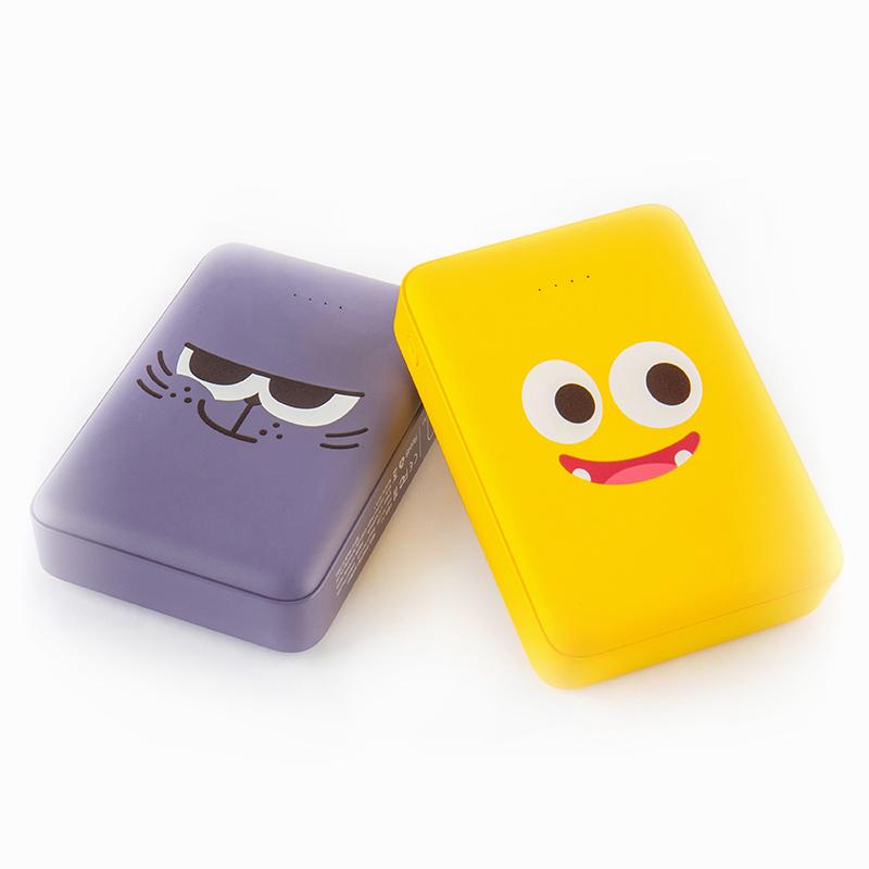 『Netmarble Friends』 モバイルバッテリー トリー