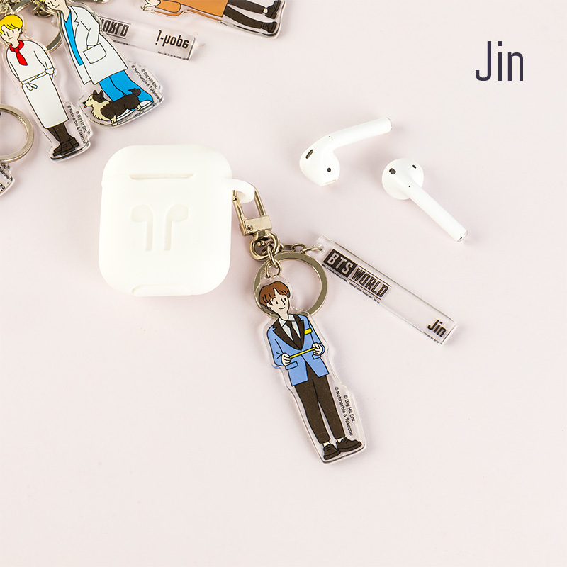 BTS WORLD - ANOTHER STORY Acryl Keyring