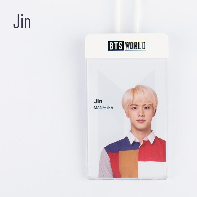 [BTS월드 공식] BTS WORLD 매니저 카드 세트