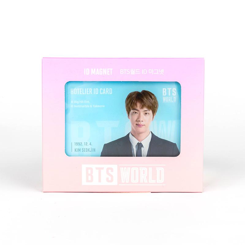 BTS WORLD ID マグネット