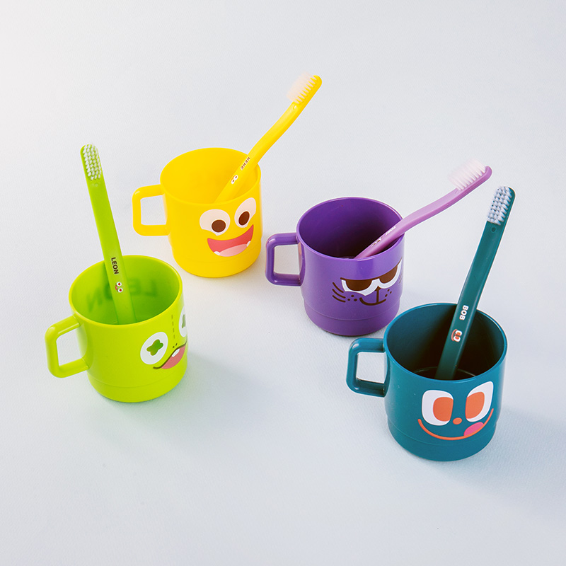 Netmarble Friends Stackable Snack Cup Set (4 Piece)