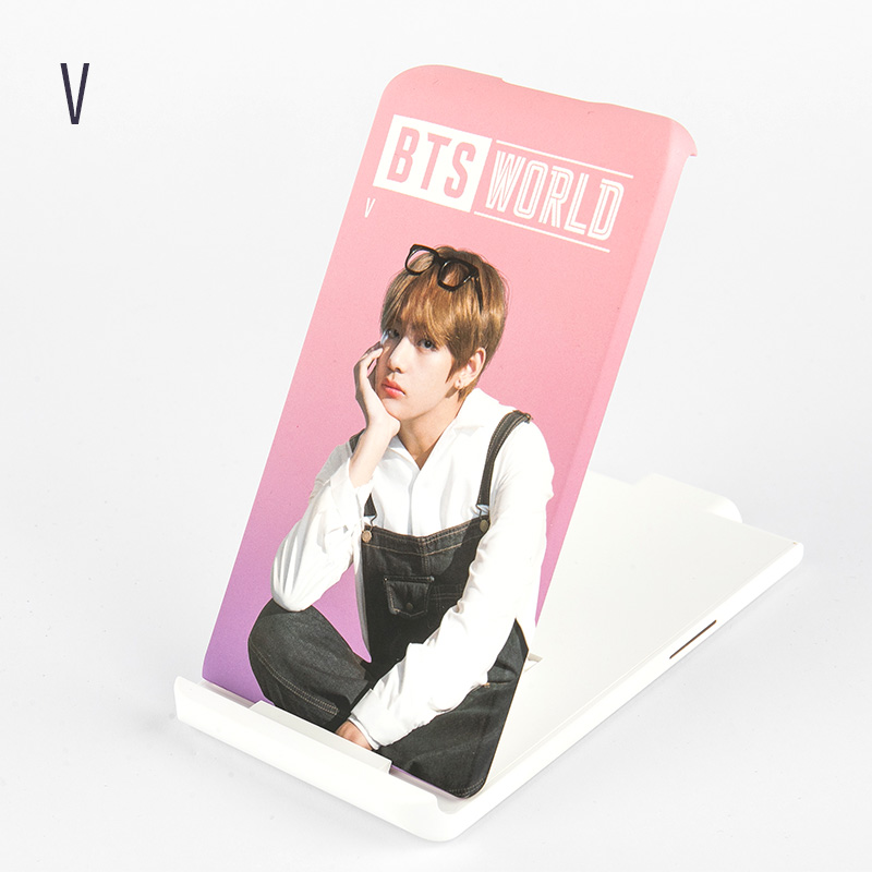 BTS WORLD High-speed Wireless Charging Cradle