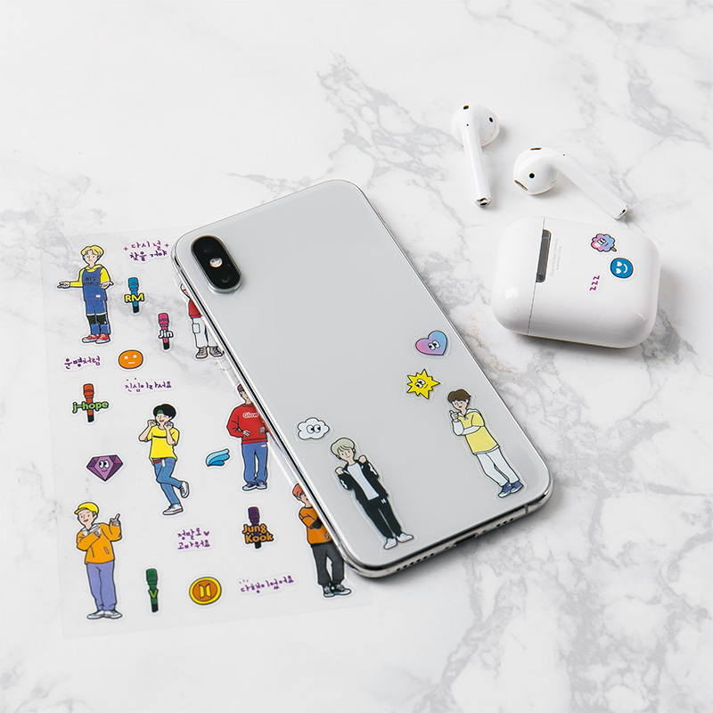 BTS WORLD Stickers