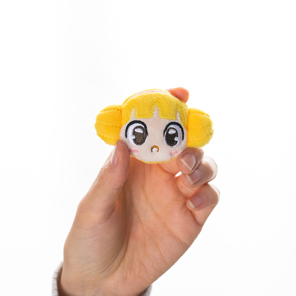 Korean Melon Koongya Magnet Doll