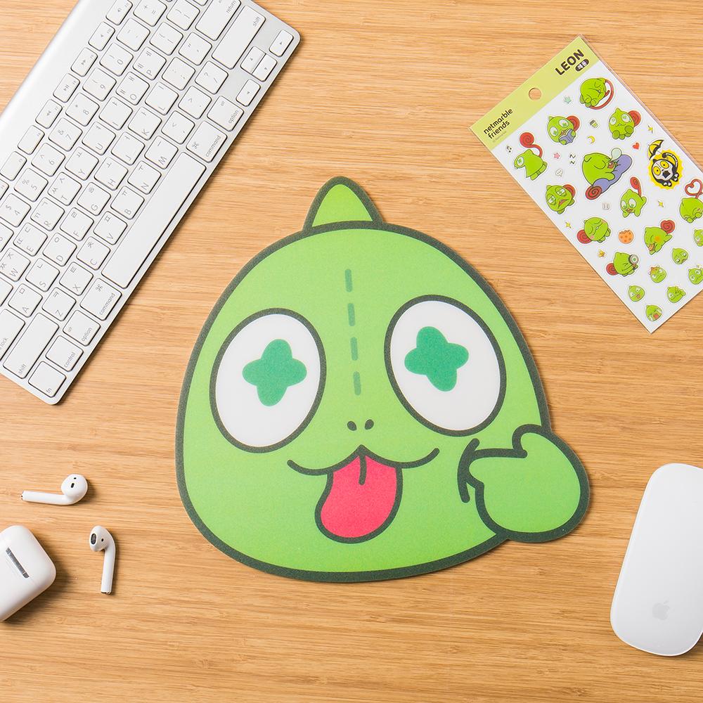 Netmarble Friends レオンマウスパッド (絵文字ver.)