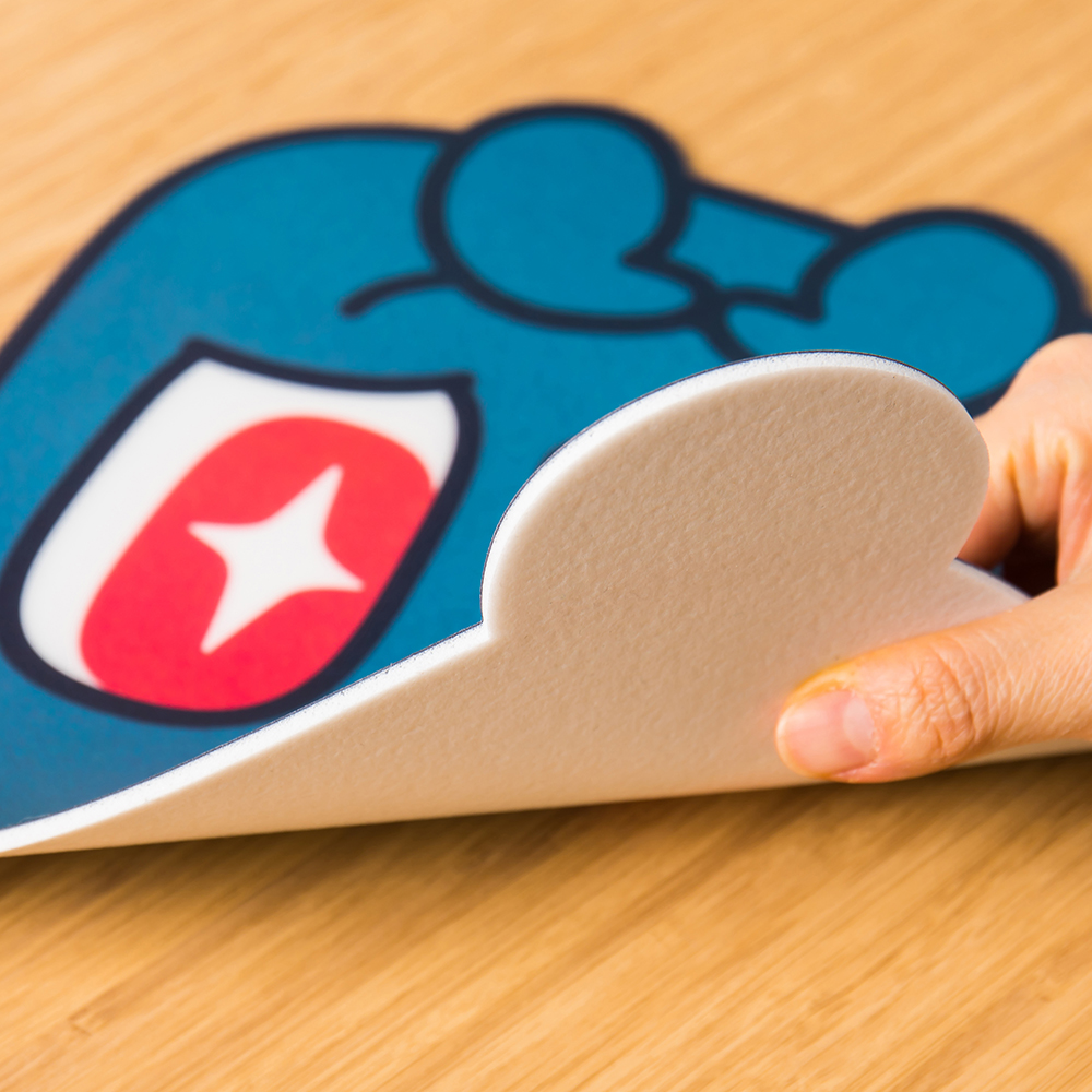 Netmarble Friends Bob Emoji Mouse Pad