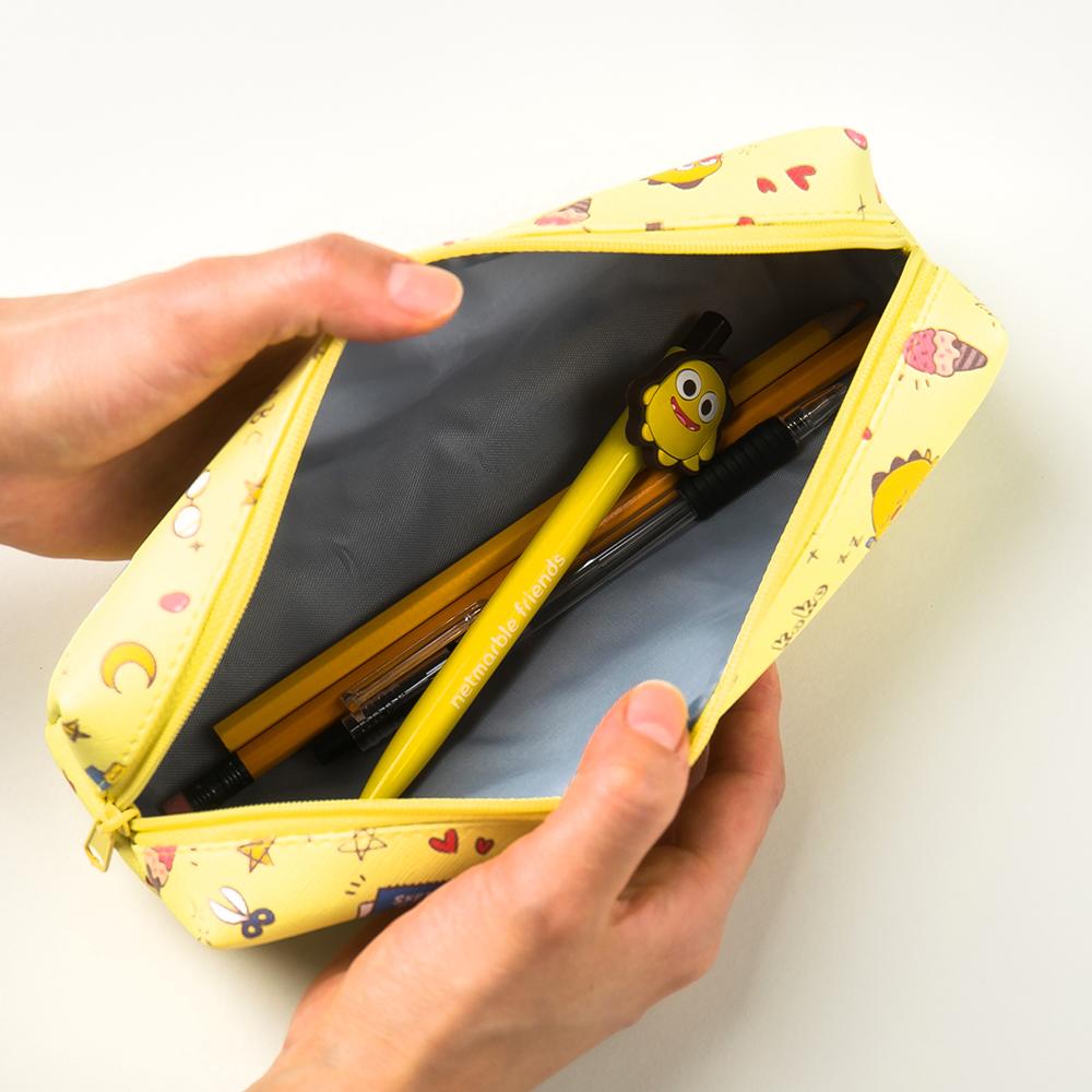 Netmarble Friends Pencil Case