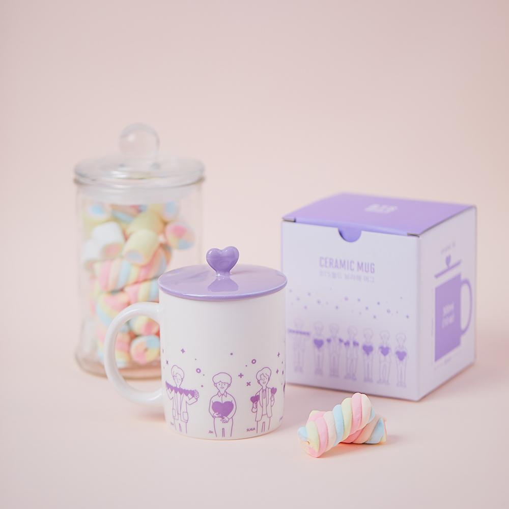 BTS WORLD Ceramic Mug