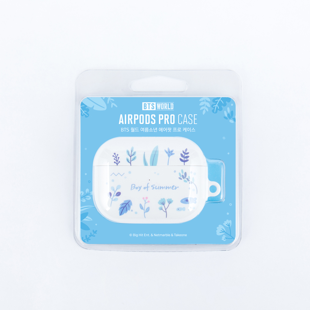 BTS WORLD AirPods Proケース 夏の少年