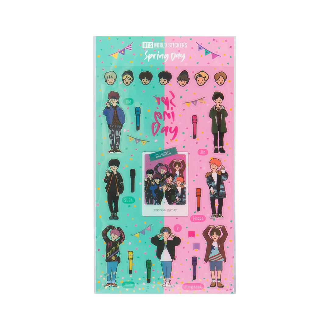 BTS WORLD Stickers