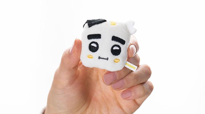 Riceball Koongya Magnet Doll