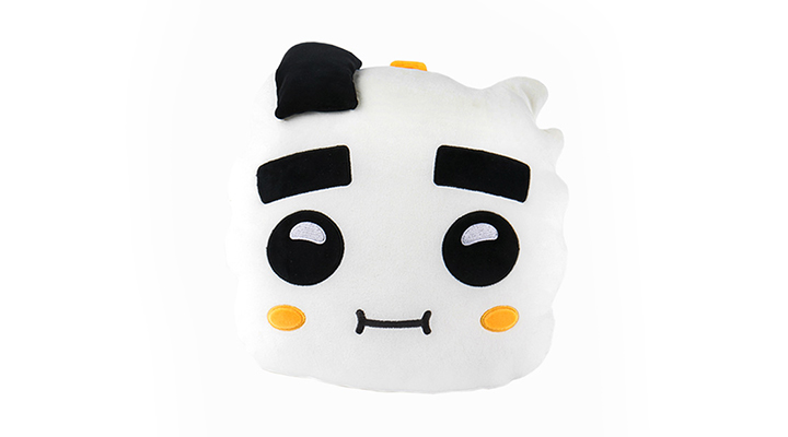 Riceball Koongya Back Cushion