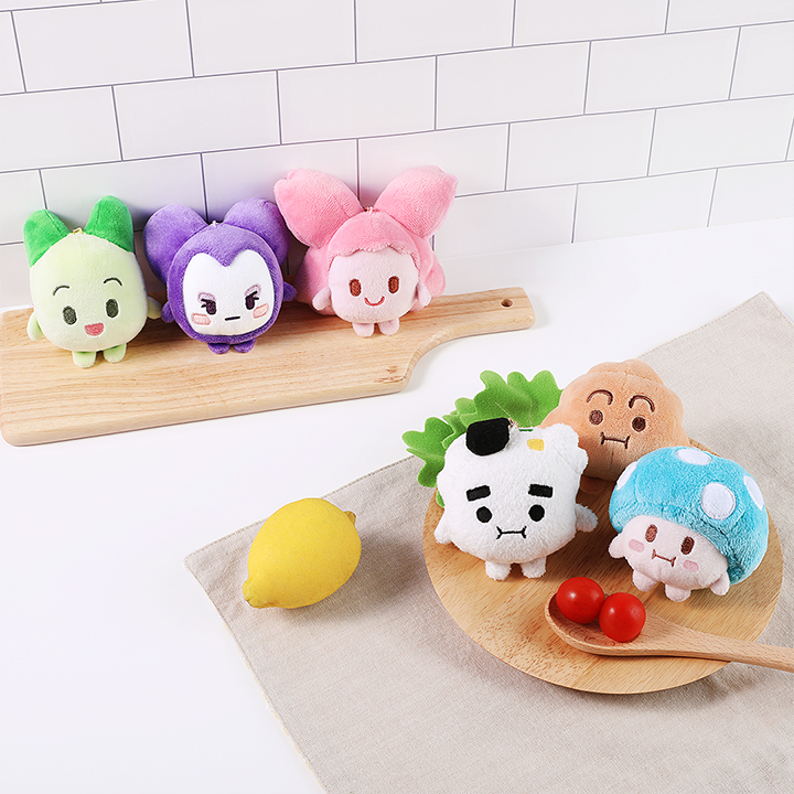 Mini Koongya Plush Keyring (M)