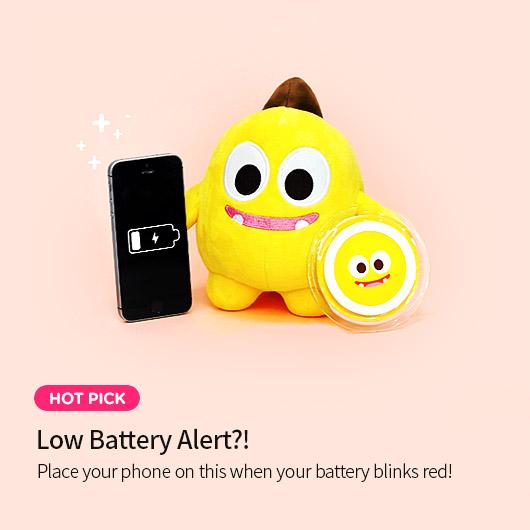 [HOT PICK] 배터리가 빨개졌을땐?