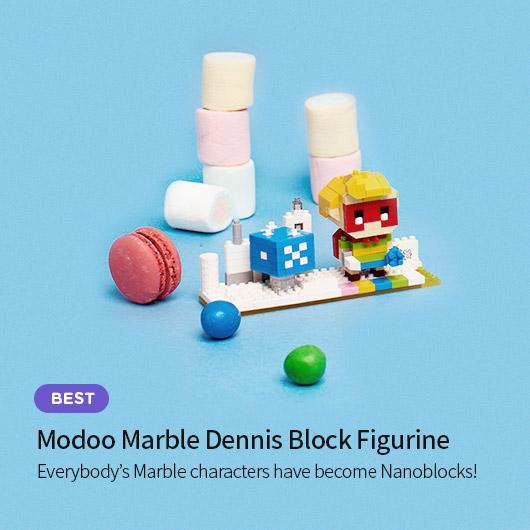 [HOT PICK] 모두의 마블 데니스 블록! 모마캐릭터들이 나노블록으로 찾아왔어요.