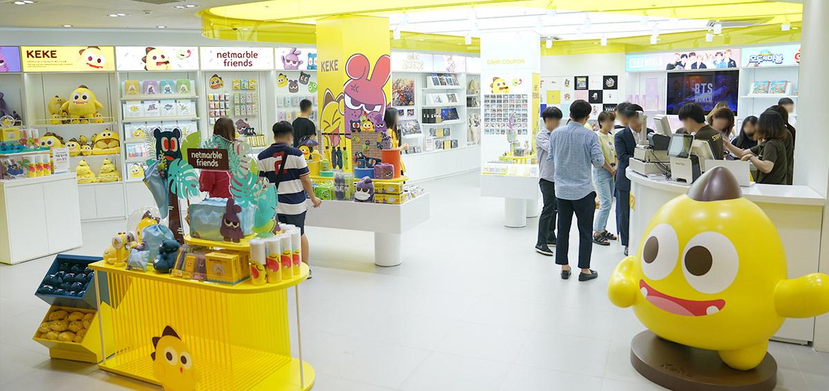 「Netmarble Store」の写真